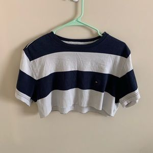 Small Tommy Hilfiger Crop Top